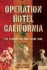 Image for Operation hotel California: the clandestine war inside Iraq