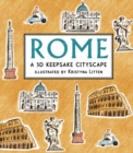 Image for Rome: A 3D Keepsake Cityscape