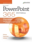 Image for Marquee Series: Microsoft Powerpoint 2019 : Review and Assessments Workbook