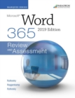 Image for Marquee Series: Microsoft Word 2019 : Text + Review and Assessments Workbook