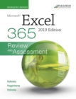 Image for Marquee Series: Microsoft Excel 2019 : Text + Review and Assessments Workbook