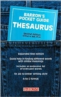 Image for Barron's pocket guide thesaurus