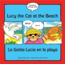 Image for La gatita Lucâia en la playa