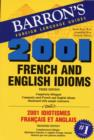 Image for 2001 French and English idioms