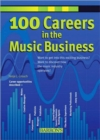 Image for 100 careers in the music business