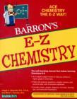 Image for Barron's E-Z chemistry