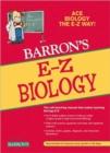 Image for Barron's E-Z biology