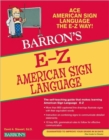 Image for E-Z American Sign Language