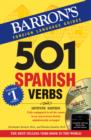 Image for 501 Spanish verbs  : fully conjugated in all the tenses in a new, easy-to-learn format, alphabetically arranged : 7th Ed W/CD ROM and Audio CD Pkg