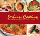 Image for Serbian cooking  : popular recipes from the Balkan region