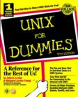 Image for UNIX for dummies