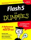 Image for Flash 5 for dummies