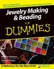 Image for Jewelry making & beading for dummies