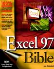 Image for Excel 97 Bible