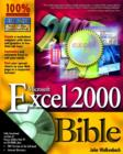 Image for Microsoft Excel 2000 bible