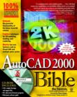 Image for AutoCAD 2000 bible