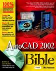 Image for AutoCAD 2002 bible