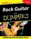 Image for Rock guitar for dummies