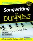 Image for Songwriting for dummies