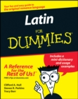 Image for Latin for dummies