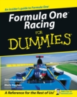 Image for Formula One racing for dummies