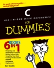 Image for C all-in-one desk reference for dummies