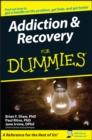 Image for Addiction & recovery for dummies