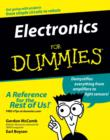 Image for Electronics for dummies