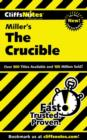 Image for Miller's The crucible