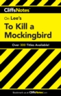 Image for Lee's To kill a mockingbird