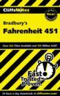 Image for Bradbury's Fahrenheit 451