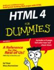 Image for HTML 4 for dummies
