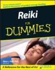 Image for Reiki for dummies