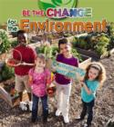 Image for Be The Change For The Environment
