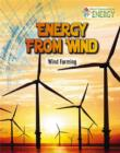 Image for Energy From Wind : Wind Farming
