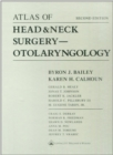 Image for Atlas of Head and Neck Surgery -- Otolaryngology
