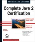 Image for Complete Java 2 certification study guide