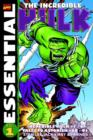Image for The Incredible HulkVol. 1: Incredible Hulk # 1-6 & Tales to astonish # 60-91