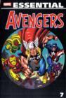 Image for Essential AvengersVol. 7