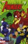 Image for Earth's mightiest heroes comic readersVol. 2