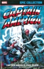 Image for Captain America epic collection  : Captain American lives again