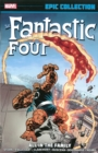 Image for Fantastic Four epic collection: All in the family