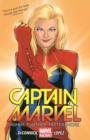 Image for Captain MarvelVolume 1,: Higher, further, faster, more