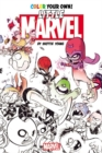 Image for Color Your Own Young Marvel By Skottie Young