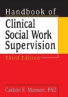 Image for Handbook of clinical social work supervision