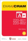 Image for CompTIA A+ 220-801 and 220-802 Exam Cram