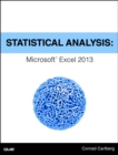Image for Statistical analysis  : Microsoft Excel 2013