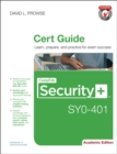 Image for CompTIA Security+ SY0-401 authorized cert guide