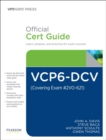 Image for VCP6-DCV official cert guide (covering exam `2VO-621)