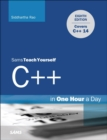 Image for Sams teach yourself C++ in one hour a day
